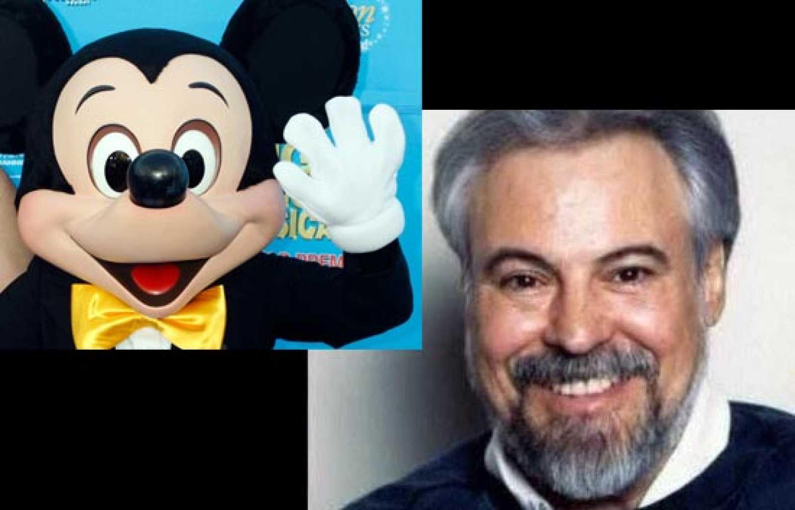 Muere la voz de Mickey Mouse