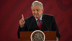"""López Obrador insiste: España debe pedir perdón """"por los agravios"""" de la conquista"""