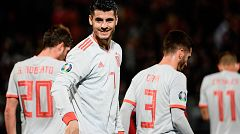 Morata abre la lata en Malta (0-1)