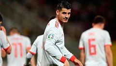 Morata rompe el muro de Malta para España