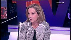 """Ana Oramas: """"No vamos a apoyar a ningún gobierno que esté en los radicalismos, ni en Vox ni en Podemos"""""""