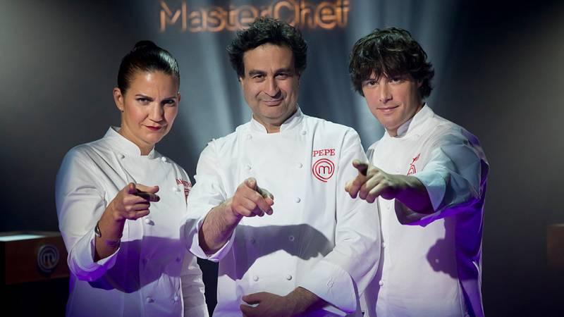 MasterChef 7 - Programa 1 - ver ahora