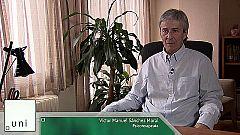 UNED - Psicología en primera persona. Víctor Sánchez Moral - 29/03/19