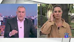 Los desayunos de TVE - Noelia Vera, portavoz de Podemos