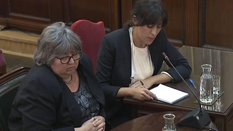 La responsable del grupo de expertos internacionales del 'procés' afirma que recibió 8.000 euros de Diplocat