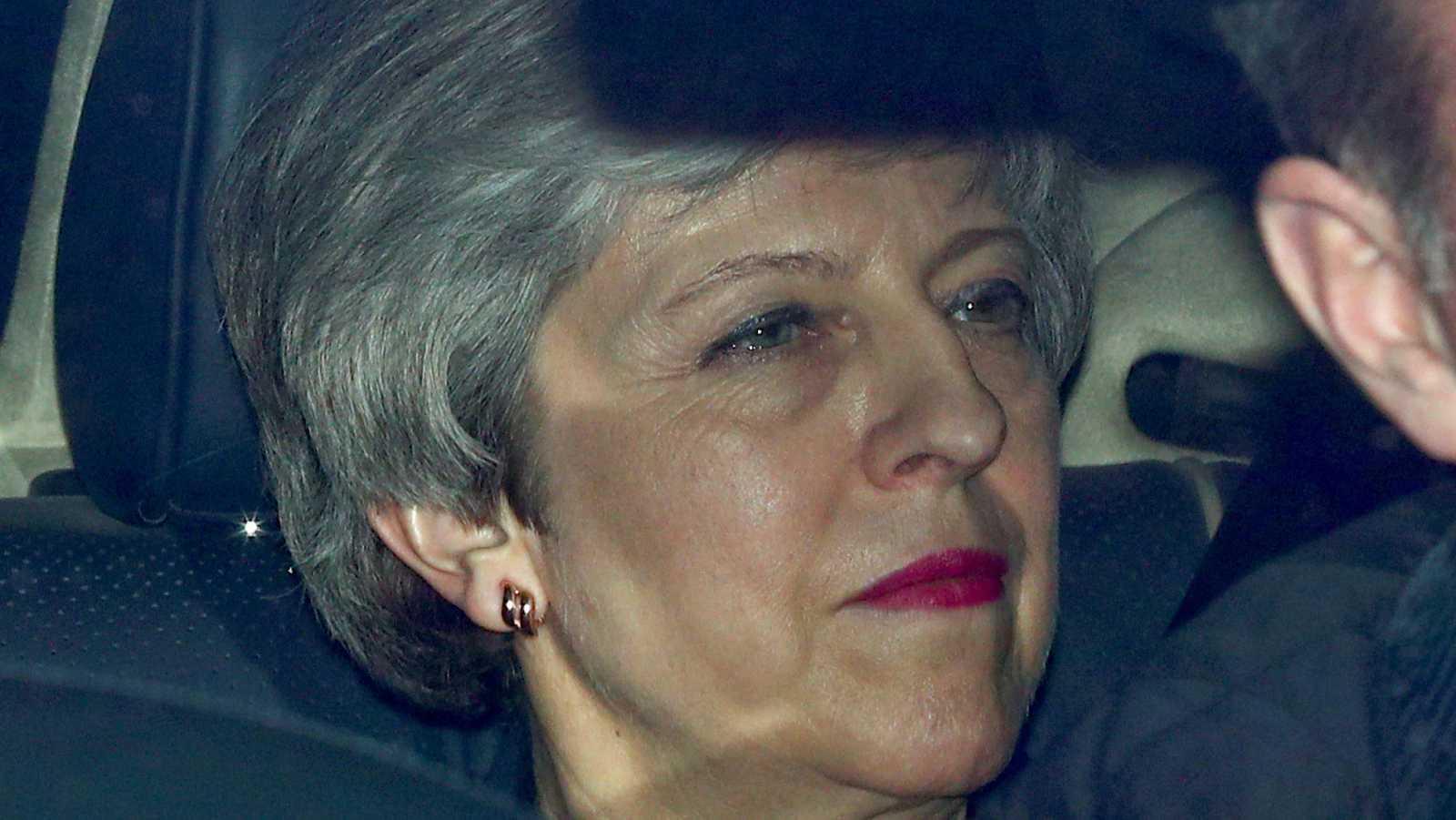May ofrece renunciar a su cargo si el Parlamento aprueba su acuerdo del 'Brexit'