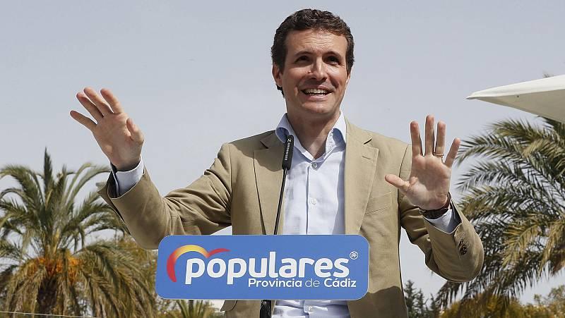 """Casado ofrece a Rivera ser su ministro de Exteriores y Ciudadanos critica la """"chulería"""" de la propuesta"""