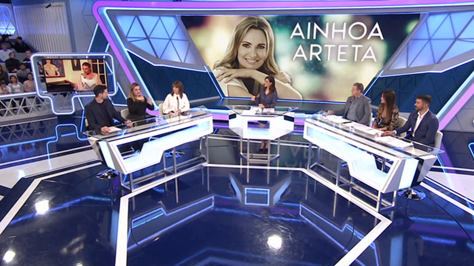 Lo siguiente - Ainhoa Arteta - 27/03/19 - ver ahora