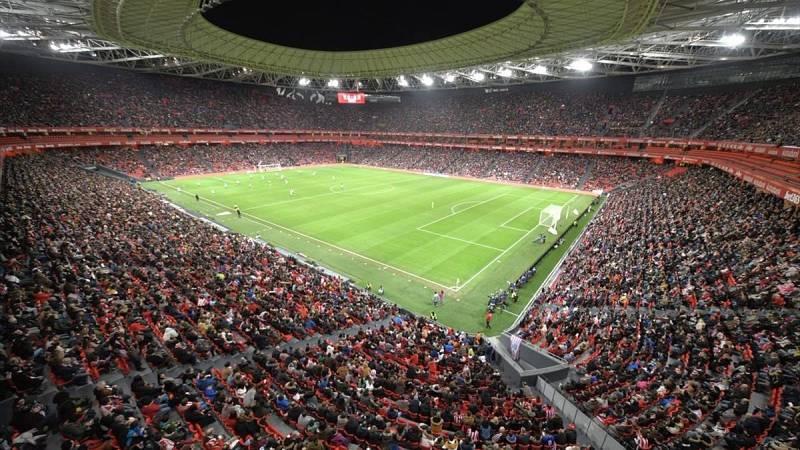 El Athletic recuerda en un documental el récord de asistencia en San Mamés