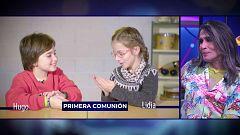 Juego de niños - Primeras imágenes del programa