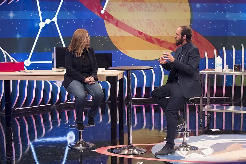 Órbita Laika - Entrevistas - María José Mas