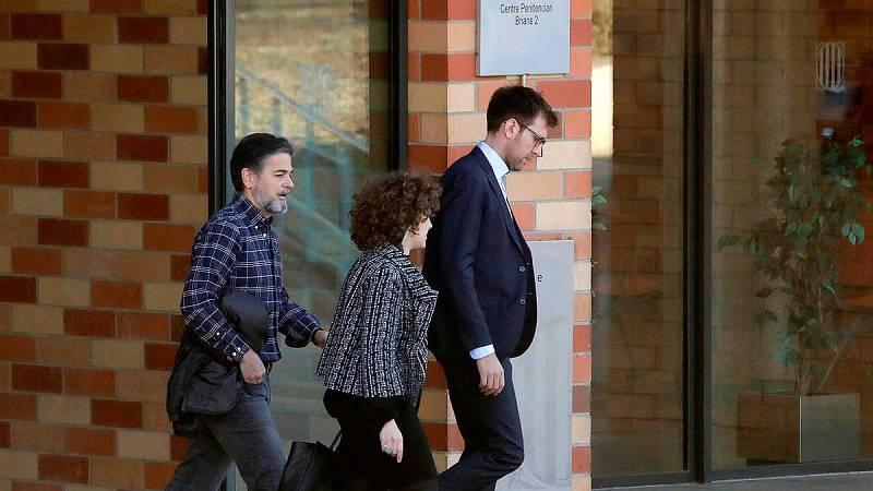 Oriol Pujol abandona la cárcel de Brians II y pasa al régimen abierto
