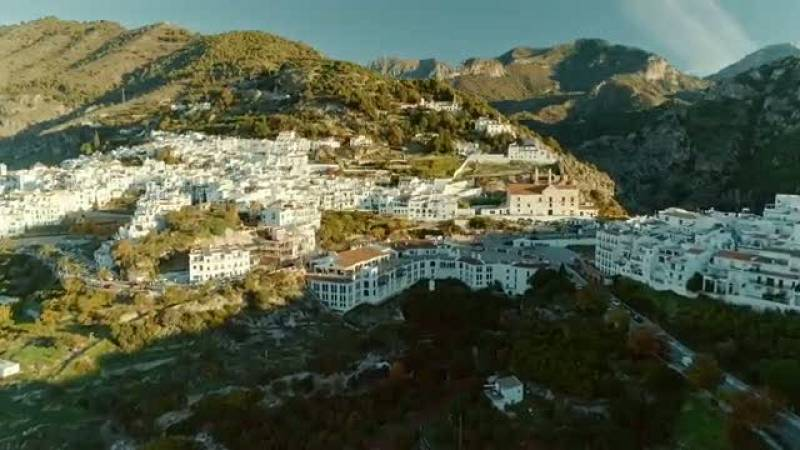 Las rutas d'Ambrosio - Axarquía Malagueña - avance