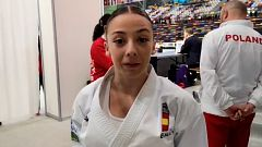 Lidia Rodríguez, orgullosa de estar en la final