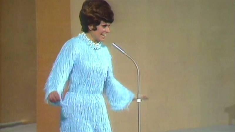 La final de Eurovisión 1969: a color y con los comentario de Uribarri
