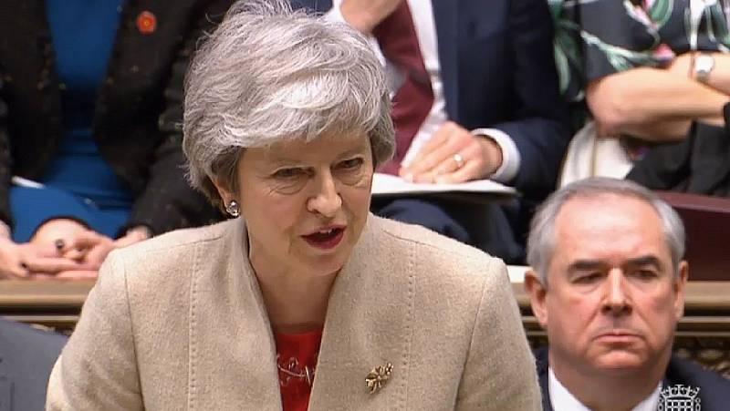El Parlamento vuelve a rechazar el acuerdo de May y deja a Reino Unido a dos semanas de un 'Brexit' duro