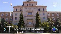 España Directo - En la Academia de Infantería de Toledo