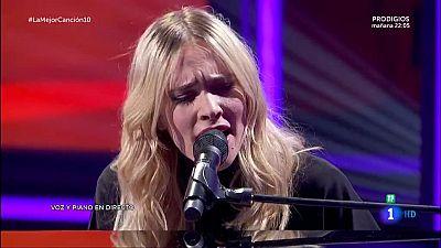 Brisa Fenoy canta 'Lo malo'