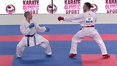 Kárate - Campeonato de Europa Bronce Kumite Femenino y Masculino