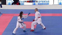 Kárate - Campeonato de Europa Finales Kumite Femenino y Masculino