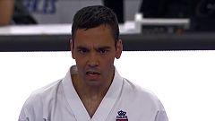 Antonio Gutiérrez logra la plata en el Europeo de Para-kárate