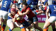 Rugby - Campeonato de Europa Femenino. Final: España - Holanda