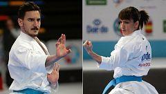 Europeos de kárate 2019 | Katas de Sandra Sánchez y Damián Quintero en la final del Europeo