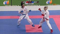 Kárate - Campeonato de Europa. Finales Kumite Equipos Femenino