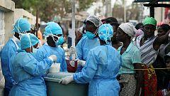 España despliega una ayuda médica única en Mozambique