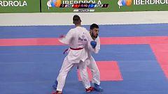 Kárate - Campeonato de Europa. Final Kumite Equipos Masculino