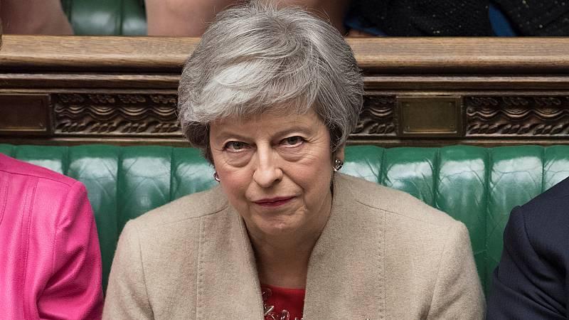 El Gabinete de May está dividido respecto al 'Brexit'