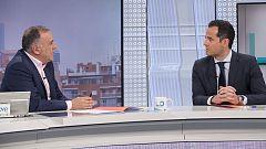 Los desayunos de TVE - Ignacio Aguado, líder de Ciudadanos en Madrid