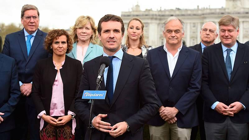 La exministra Dolors Monserrat, cabeza de lista del PP a las elecciones europeas