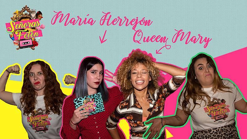 Señoras Fetén - Mira el programa 8, con Queen Mary