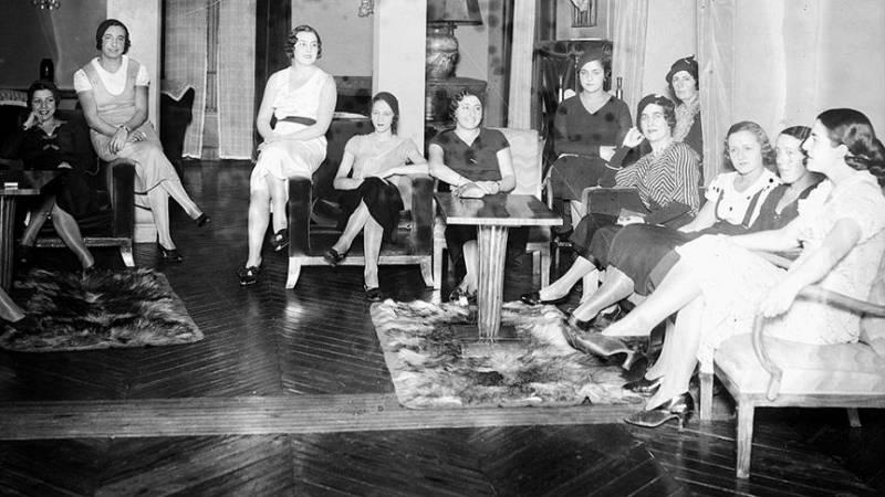 Lyceum Club: la primavera de las mujeres