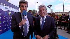"""Cerezo, sobre Griezmann: """"Se queda en el Atlético al mil por mil"""""""