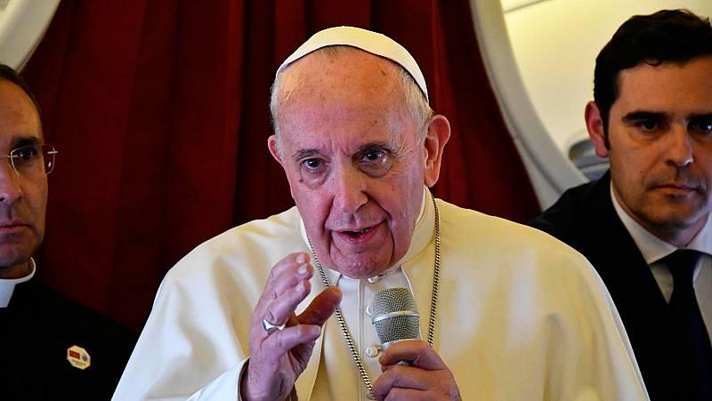 El papa critica que se impida zarpar a barcos dedicados a salvar inmigrantes en el Mediterráneo como el Open Arms