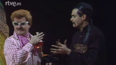 La bola de cristal - 18/04/1987