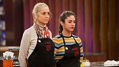 Sara cuelga el delantal en el segundo programa
