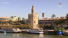 España Directo - Visitando la Torre del Oro