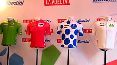 El maillot blanco al mejor joven, gran novedad de la Vuelta