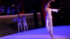 Sergio Borrás y su gran talento para la danza