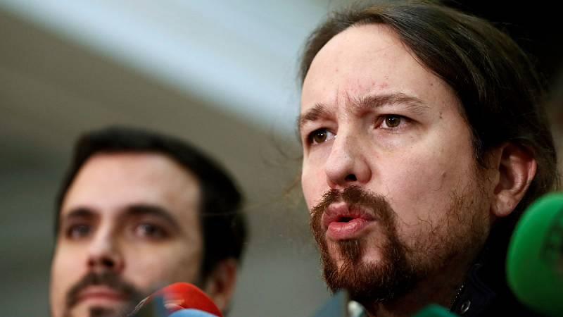 La Fiscalía se desmarca del espionaje a Podemos