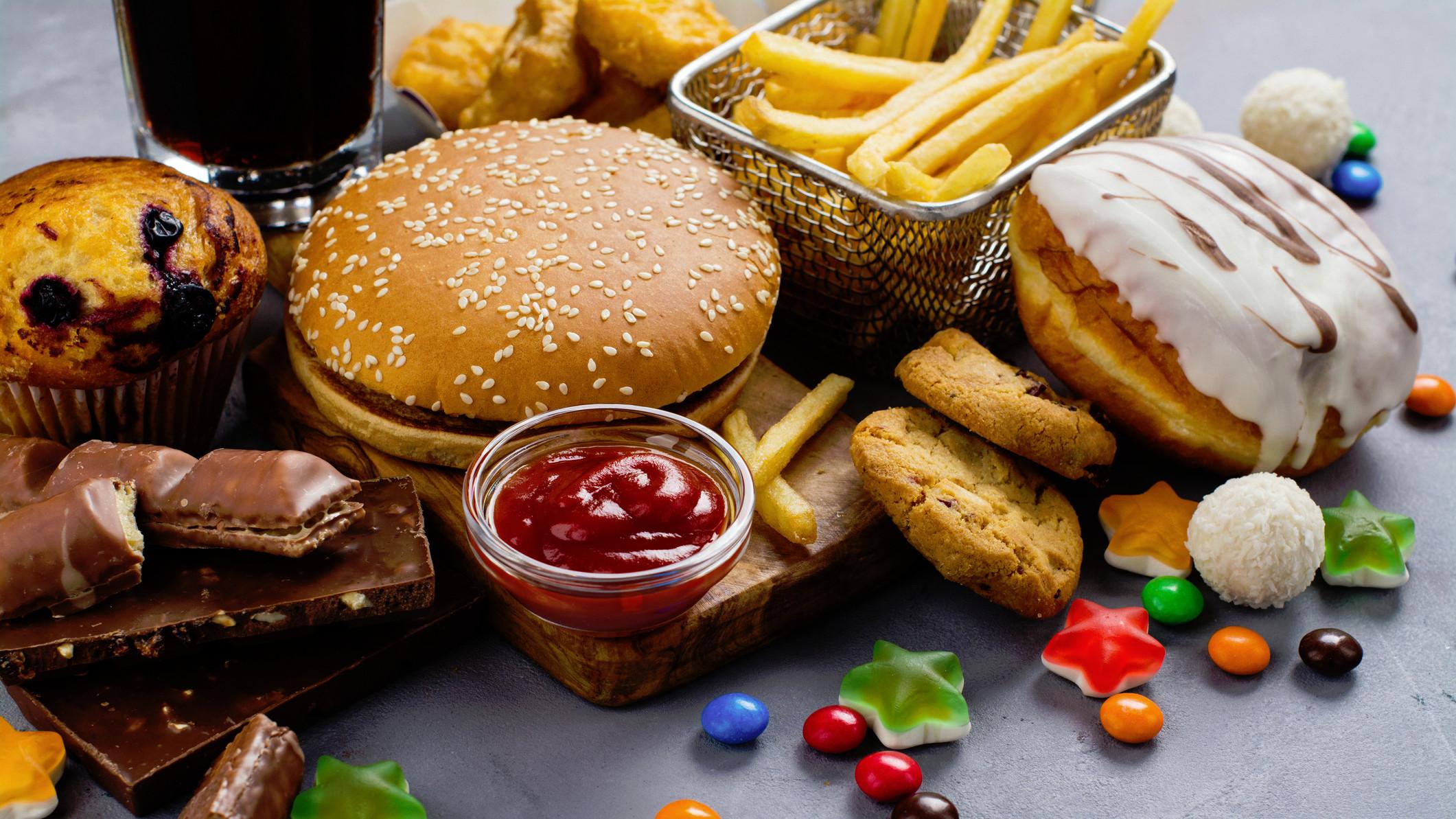 Enfermedades de dietas inadecuadas
