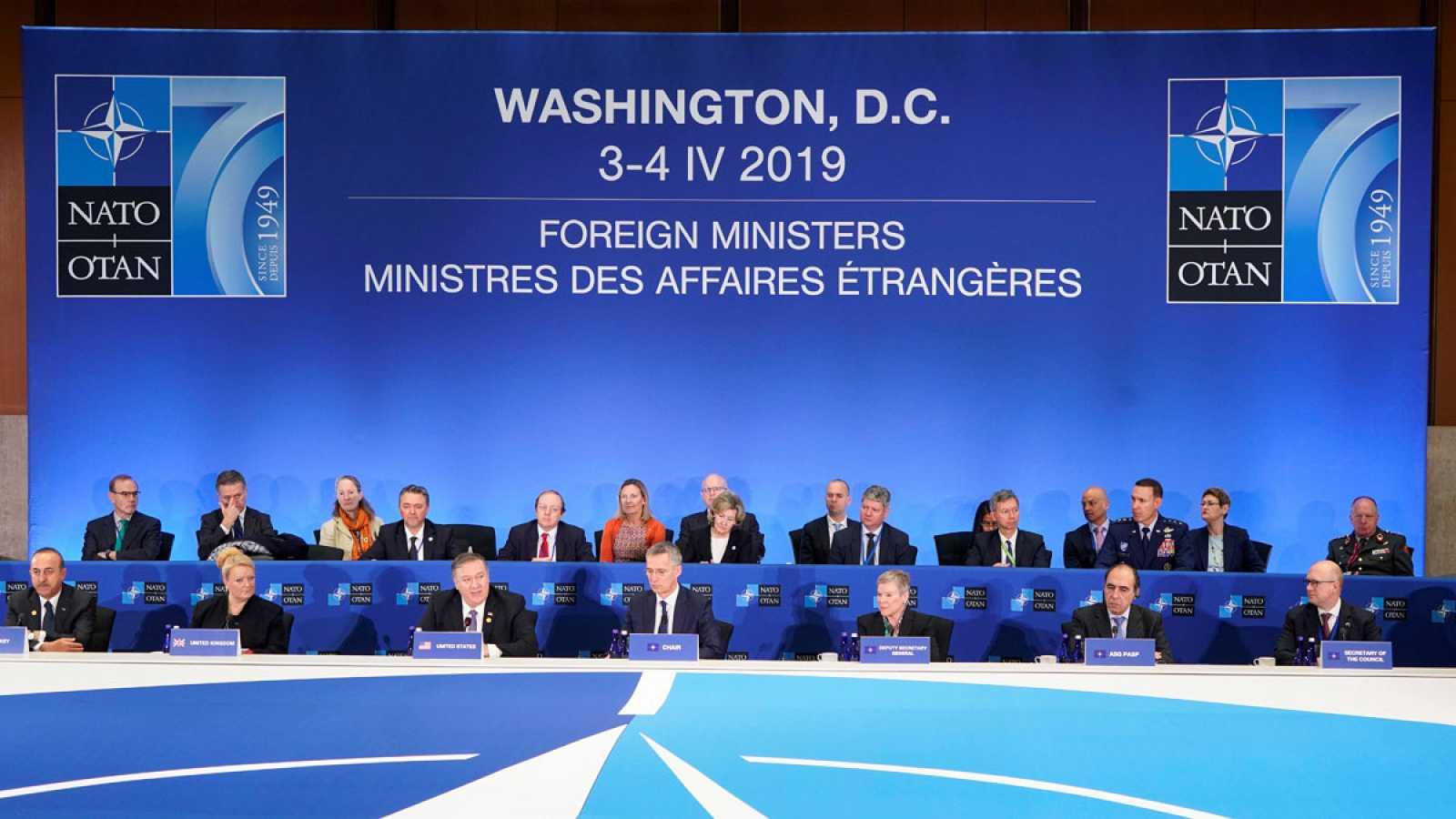 Los desafíos de la OTAN en su 70º aniversario