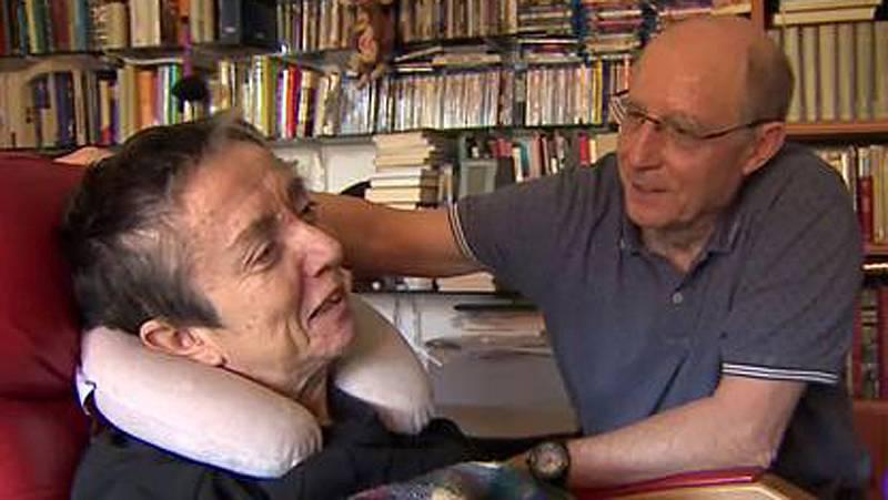El matrimonio grabó en un vídeo la petición de María José Carrasco para morir