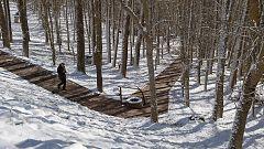 Vuelve el invierno a España con frío, lluvia y nieve