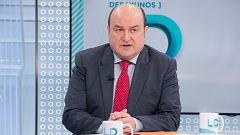 El PNV dice a Sánchez que habrá que hablar del modelo de Estado para tener su apoyo tras las elecciones generales