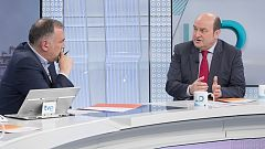 Los desayunos de TVE - Andoni Ortuzar, presidente del PNV