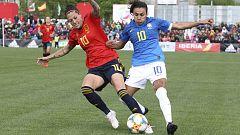Fútbol Femenino - Amistoso Internacional: España - Brasil